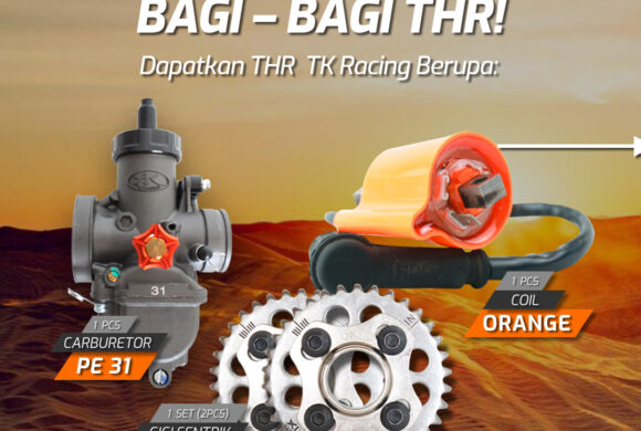 PENGUMUMAN PEMENANG TK RACING BAGI – BAGI THR!